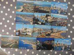 LOT   DE  13   CARTES POSTALES  NEUVES  DE   LE GRAU  DU ROI  (30) - Cartes Postales