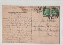 Généalogie  1925 Odelin Freyre Concierge Sous Préfecture Bonneville St Jean D'Aulph Vallée Grédon - Généalogie