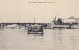 49 - Maine-et-Loire - Angers - Le Bateau D'Epinard Arrivant à Angers - Angers