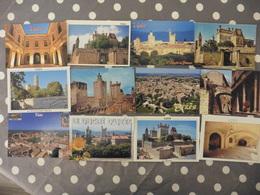 LOT   DE   23  CARTES POSTALES  NEUVES  DE    UZES (30) - Cartes Postales