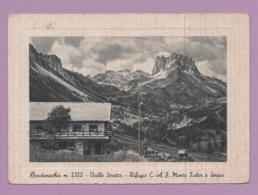 Bardonecchia - Valle Stretta - Rifugio C. A. F. Monte Tabor E Serous - Andere