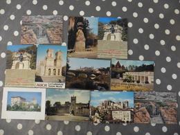 LOT   DE  11     CARTES POSTALES  NEUVES  D U  GERS - Cartes Postales
