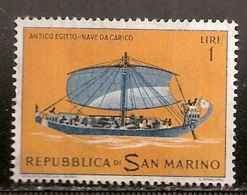 SAINT MARIN   N°   573  OBLITERE - Saint-Marin