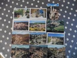 LOT   DE   12     CARTES POSTALES  NEUVES   DE  MINERVE - Cartes Postales