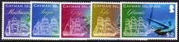 Cayman Islands 2013 Shipwrecks And Anchors Unmounted Mint. - Cayman Islands