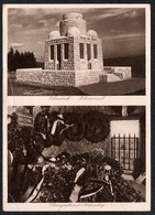 B9633 - Eibenstock Ehrenmal - Kriegerdenkmal Denkmal - Foto Otto Lisker - Ehrenmalausschuss - Monuments