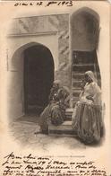 ALGÉRIE - FEMMES MAURESQUES - Algerije