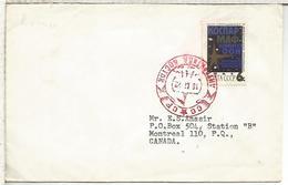 URSS CC CON MAT BASE ANTARTICA VOSTOK ANTARCTIC STATION SOUTH POLE 1972 - Estaciones Científicas