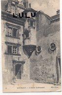 DEPT 18 : édit. N D N° 22 : Bourges Hotel Lallemand - Bourges