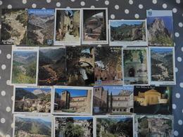 LOT  DE  20    CARTES POSTALES   NEUVES   DE   ST GUILHEM  LE  DESERT - Cartes Postales