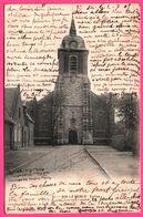 Sin Le Noble - Eglise - A. WACQUIEZ - 1905 - Oblit SIN LE NOBLE - Sin Le Noble