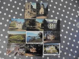 LOT  DE   12    CARTES POSTALES   NEUVES   DE     L INDRE - Cartes Postales
