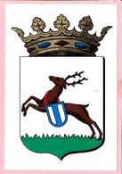 Grote Sticker - Schild - Hert - Stad Turnhout - Autocollants