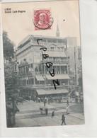 CPA - BELGIQUE - LIEGE - Grand Café Regina - Animation - Pas Courante - Luik