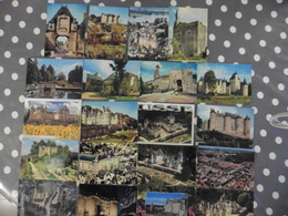 LOT  DE   20     CARTES POSTALES   NEUVES   DE     L INDRE ET LOIRE - Cartes Postales