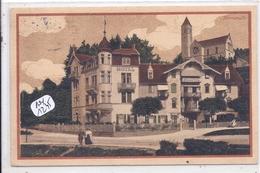 BAD HERRENALB- HOTEL BELLEVUE - Germania