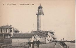 34 - GRAU DU ROI - L' Ancien Phare - France