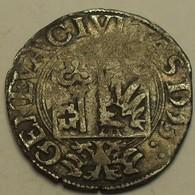 1553 - Suisse - Swiss Cantons - Genève - SOL, (G), Billon - Suisse