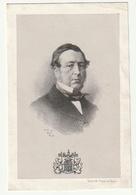 Litho Van Loo Augustus Franciscus Ghilenus PIJCKE DE PETEGHEM Gent 1794 Kasteel Peteghem 1868 - Images Religieuses