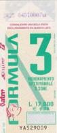 ABBONAMENTO SETTIMANALE TORINO (BX213 - Abbonamenti