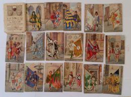 LOTTO 17 CARTOLINE I PAGGI DI SIENA (LY19 - Costumes