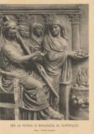 CARTOLINA IN FRANCHIGIA PER LA PATRIA SI RINUNZIA AL SUPERFLUO (LY340 - 1900-44 Vittorio Emanuele III