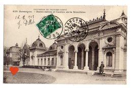 01071-LE-25-EXCURSION EN FRANCHE-COMTE-Besançon-Bains Salins Et Casino De La Mouillère-----------animée - Besancon