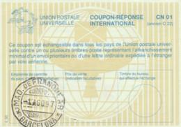 COUPON-REPONSE INTERNATIONAL 1997 BARCELLONA SPAGNA (LY417 - Spagna