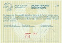 COUPON-REPONSE INTERNATIONAL 575 CFA SENEGAL (LY481 - Senegal (1960-...)