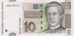BANCONOTA CROAZIA XF (LY552 - Croazia
