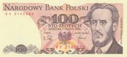 BANCONOTA POLONIA UNC (LY556 - Polonia