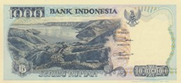BANCONOTA INDONESIA UNC (LY558 - Indonésie