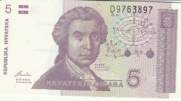 BANCONOTA CROAZIA UNC (LY564 - Croatia