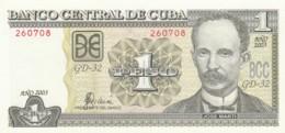 BANCONOTA CUBA UNC (LY585 - Cuba