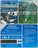 PHONE CARD - URMETBOLIVIA (E31.3.5 - Bolivia