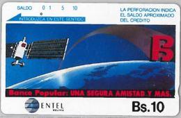 PHONE CARD - BOLIVIA (E31.5.6 - Bolivia