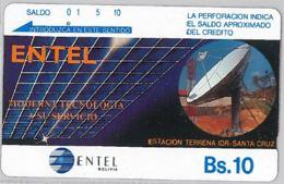 PHONE CARD - BOLIVIA (E31.5.7 - Bolivia