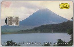 PHONE CARD - COSTA RICA (E31.6.6 - Costa Rica