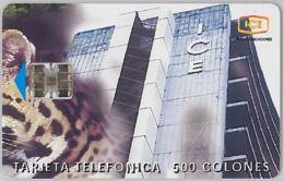 PHONE CARD - COSTA RICA (E31.6.7 - Costa Rica