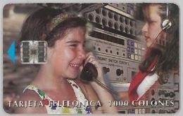 PHONE CARD - COSTA RICA (E31.7.1 - Costa Rica