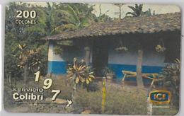 PHONE CARD - COSTA RICA (E31.9.3 - Costa Rica