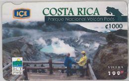 PHONE CARD - COSTA RICA (E31.9.8 - Costa Rica