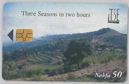 PHONE CARD - ERITREA (E31.10.6 - Eritrea