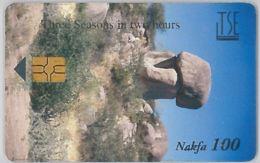 PHONE CARD - ERITREA (E31.10.7 - Eritrea