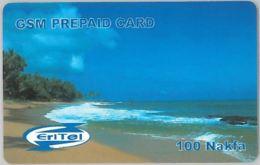 PREPAID PHONE CARD- ERITREA (E31.11.5 - Eritrea