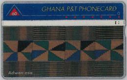 PHONE CARD - GHANA (E31.12.3 - Ghana