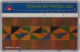 PHONE CARD - GHANA (E31.12.4 - Ghana
