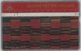 PHONE CARD - GHANA (E31.12.5 - Ghana