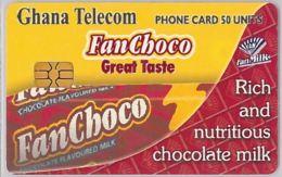 PHONE CARD - GHANA (E31.12.7 - Ghana