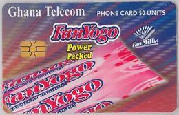 PHONE CARD - GHANA (E31.12.8 - Ghana